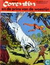 Comic Books - Corentin - Corentin en de prins van de woestijn