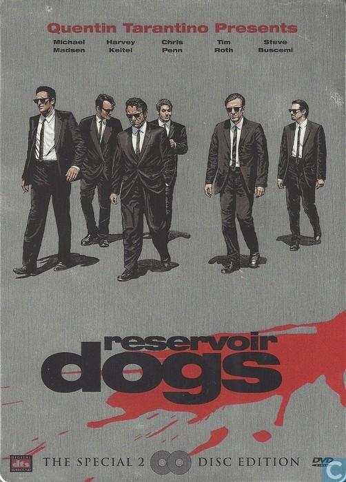 reservoir dogs dvd catawiki
