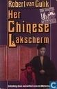 Livres - Rechter Tie - Het Chinese lakscherm