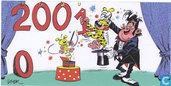 Batem Nieuwjaarskaart 2001