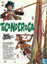 Comic Books - Ticonderoga - Ticonderoga