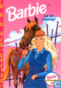Barbie op de manege
