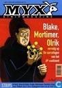 Bandes dessinées - Blake et Mortimer - Myx stripmagazine 2e jrg. nr. 8