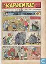Strips - Kapoentje, 't (tijdschrift) - 1948 nummer  44