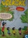 Bandes dessinées - Ons Volkske (tijdschrift) - 1986 nummer  26