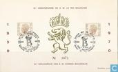 Geburtstag König Baudouin (Elström)
