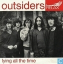 Disques vinyl et CD - Outsiders, The [NLD] - Lying all the time