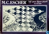M.C. Escher, Day and Night