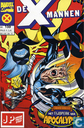 Strips - X-Men - Kanonnenvlees