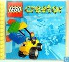 Jeux vidéos - PC - Lego Creator