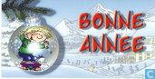 Laudec Nieuwjaarskaart 2007