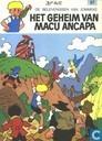 Strips - Jommeke - Het geheim van Macu Ancapa