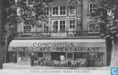 """Hotel """"Concordia"""" Markt Enschede"""