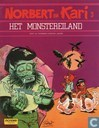 Comic Books - Norbert en Kari - Het monstereiland