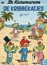 Bandes dessinées - Khéna et le Scrameustache - De Kribbekatjes
