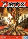 Strips - Argus - Myx stripmagazine 4e jrg. nr. 10