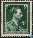 Le roi Léopold III 'V'
