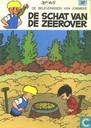 Comic Books - Jeremy and Frankie - De schat van de zeerover
