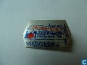 Zoetermeer's Roem margarine [blauw-rood]