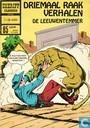 Strips - Bill Rewes - Driemaal Raak Verhalen - De leeuwentemmer