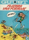 Bandes dessinées - Gaston Lagaffe - Flaters van formaat