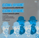 Erik Satie early pianoworks, volume 1