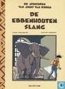 Comic Books - Jimmy van Doren - De ebbenhouten slang