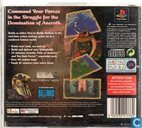 Video games - Sony Playstation - Warcraft II: The Dark Saga