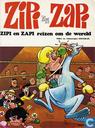 Zipi en Zapi reizen om de wereld