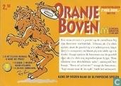"""B001059 - McDonald's """"Oranje Boven"""""""