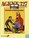 Bandes dessinées - Agent 327 - Dossier Zondagskind - Dossier zes