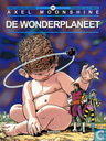 Strips - Axel Moonshine - De wonderplaneet