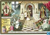 EERSTE tot ZESDE kruistocht 1098-1254
