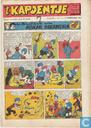 Bandes dessinées - Kapoentje, 't (revue) (Neérlandais)) - 1949 nummer  7