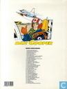 Comic Books - Dan Cooper - Het onzichtbare vliegtuig