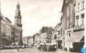 Markt met Wijnhuistoren