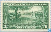 Bataille de Lexington-Concord
