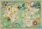 Wereldkaart van Elekton