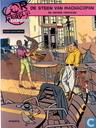 Comic Books - Cor Morelli - Open dossiers - De steen van Machacopan en andere verhalen