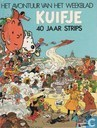 Bandes dessinées - Adler - Het avontuur van het weekblad Kuifje - 40 jaar strips