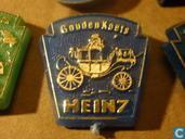 Heinz Gouden koets [bleu foncé]