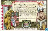 Nationalhymnen verschiedener Völker
