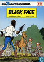 Strips - Blauwbloezen, De - Black Face