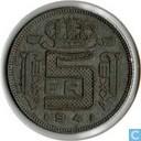 België 5 francs 1941 (NLD)