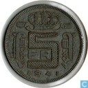Belgium 5 francs 1941 (NLD)