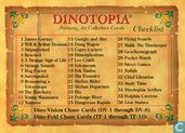 Dinotopia Checklist
