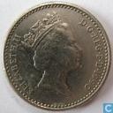 Munten - Verenigd Koninkrijk - Verenigd Koninkrijk 5 pence 1990