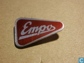 Empo [red on silver]