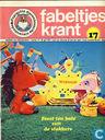 Bandes dessinées - Fabeltjeskrant, De (tijdschrift) - Fabeltjeskrant 17