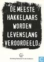 """B001665 - Stichting Nationaal Fonds Stotteren """"De Meeste Hakkelaars Worden..."""""""